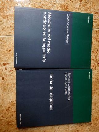 2 libros UPC