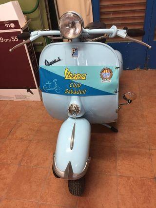 Vespa 125 S Tubo sport