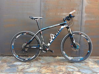 "Bicicleta carbono MTB CUBE Reaction GTC 26"""