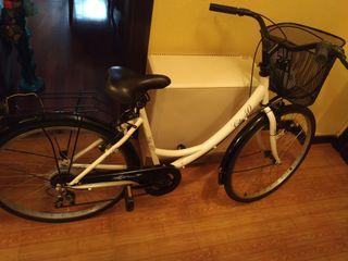 Bicicleta de paseo City 40