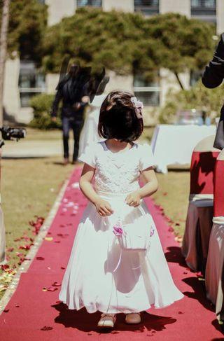 Vestido de fiesta de niña 3-5 años