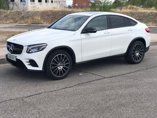 Mercedes-Benz GLC 250 4MATIC Coupe 2019