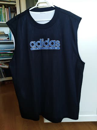 Camiseta Adidas Basketball reversible