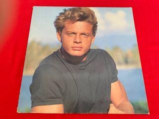 LUIS MIGUEL 20 AÑOS Disco vinilo LP 1990
