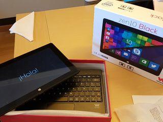 Tablet Woxter zen10 dualboot