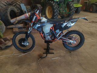 Ktm 450 six days 2012