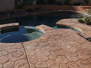 pavimento impreso piscinas