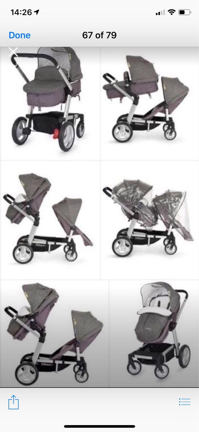 Mothercare genie pram