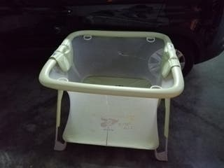 Parque gemelar para bebes