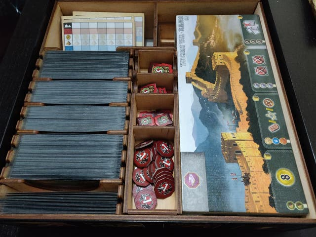 7 Wonders + Expansiones