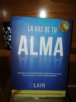 """""""La voz de tu alma"""" de Lain Garcia Calvo"""