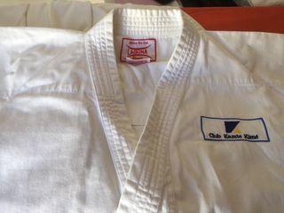 Kimonos de Karate para menores. Club Kime