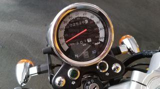 moto mash café racer 125cc