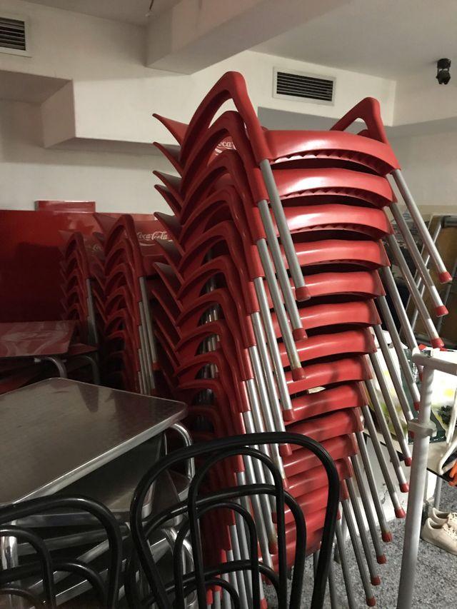 Sillas De Terraza Bar Restaurante De Segunda Mano Por 380