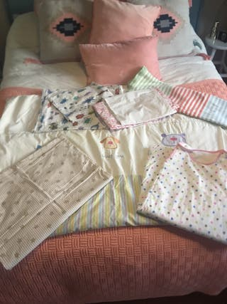 Lote cuna ideal Zara Home prenatal