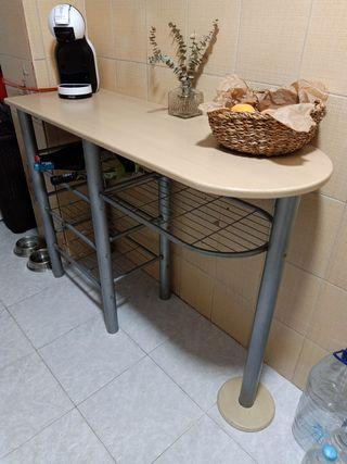 Mesa auxiliar cocina de segunda mano en la provincia de Castellón en ...