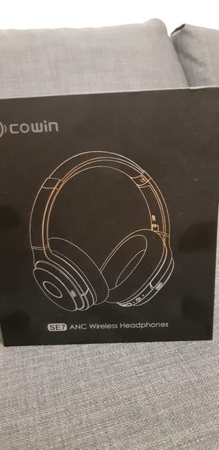 Auriculares Bluetooth/Cancelación de ruido
