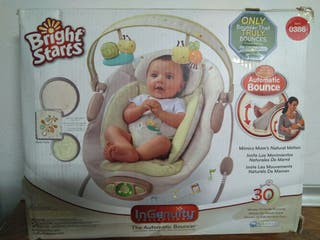 hamaca con vibración para bebe
