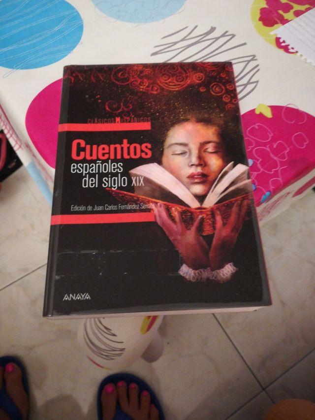 cuentos españoles del siglo XIX