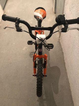 Bicicleta de niño MONTY 103