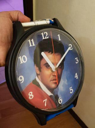 Reloj elvys presley pared