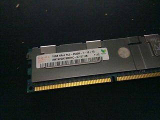 HYNIX 16GB 4Rx4 PC3 8500R 7-10-F0