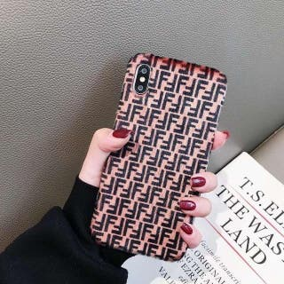 coque iPhone en velours