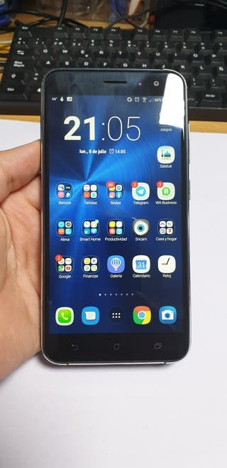 movil asus Zenfone 3 64GB. dual Sim