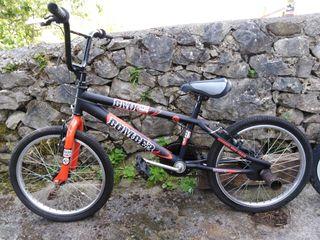 """bicicleta BMX de 20"""" pulgadas"""