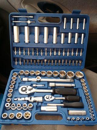 maletin herramientas nuevos!!