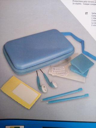 pack accesorios nintendo 3ds