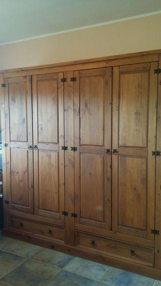 armario rústico