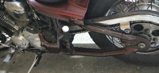 Honda vt600 shadow clasica