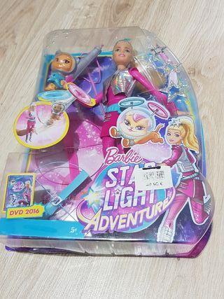 NUEVA Barbie starlight