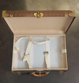 Louis Vuitton, maletas de colección.