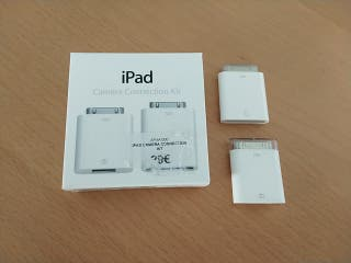 camera connection kit iPhone ipad