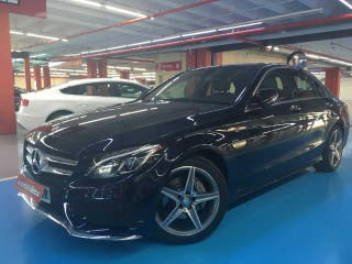 Mercedes Clase C AMG 12 MESES DE GARANTIA