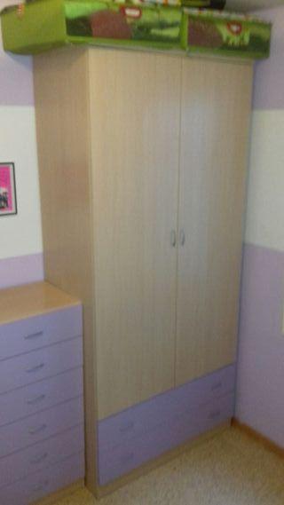 armario y calaixera