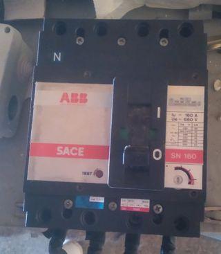 Seccionador ABB SACE SN 160 Circuit Breaker 160A