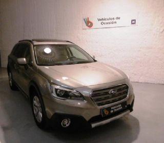 SUBARU OUTBACK SUBARU OUTBACK EXECUTIVE PLUS 4WD 2.0 D 150 CV 6AT