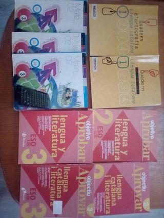 Libros de refuerzo