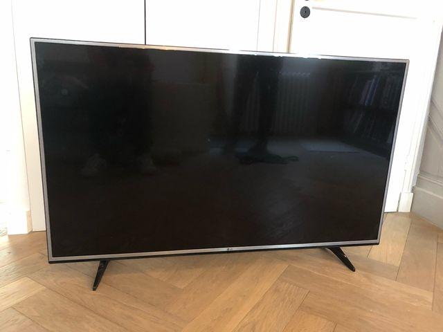 TV LG 140cm (55') ! État top !
