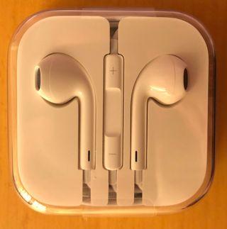 Apple EarPods (originales)