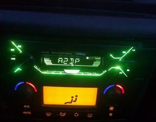 Radio coche 1 Din