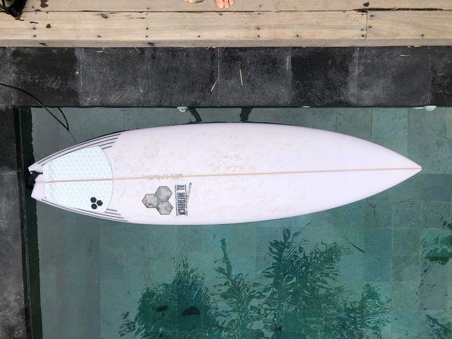 """Surfboard All merrick """"Sampler"""" 5.10"""