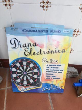 Diana de dardos