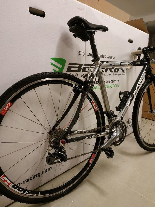 Bicicleta Msc Gravel CX