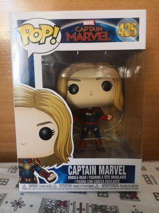 Funko pop Captain Marvel