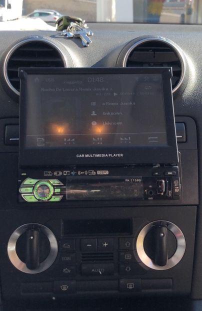 Radio Coche 1 din con gps