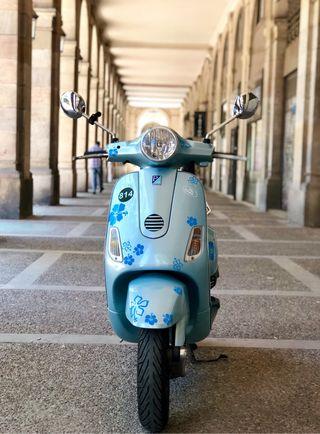 Vespa - LX 50cc